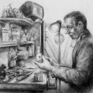 рисунки карандашом Kristy Griggs