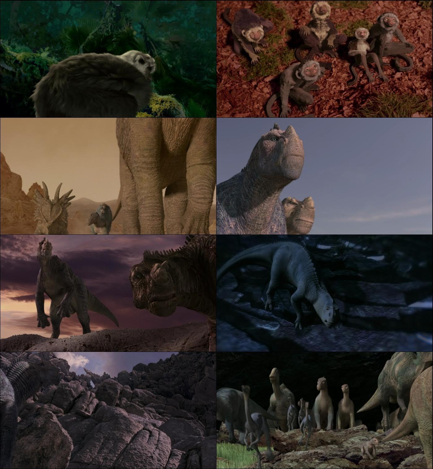 Dinosaurio 1080p Latino