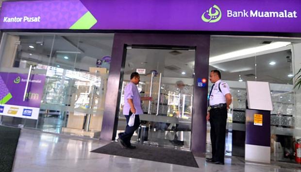 Lowongan Kerja PT Bank Muamalat Tbk Posisi : Staf Hukum Bisnis, Mulia Teller Magang Lulusan SMK, D3, S1 Terbaru 2018