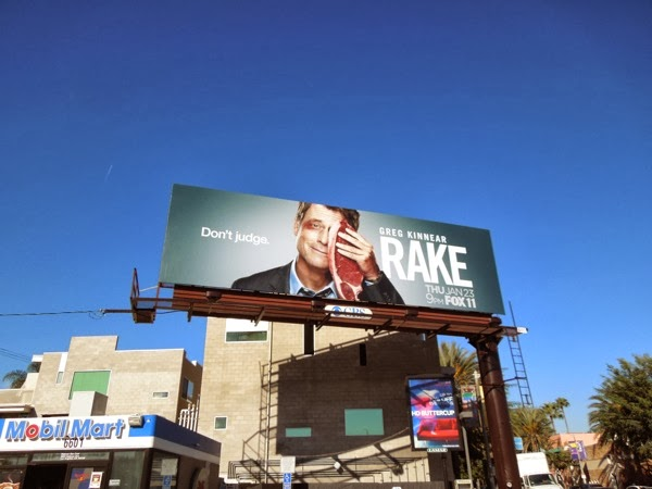 Rake season 1 billboard