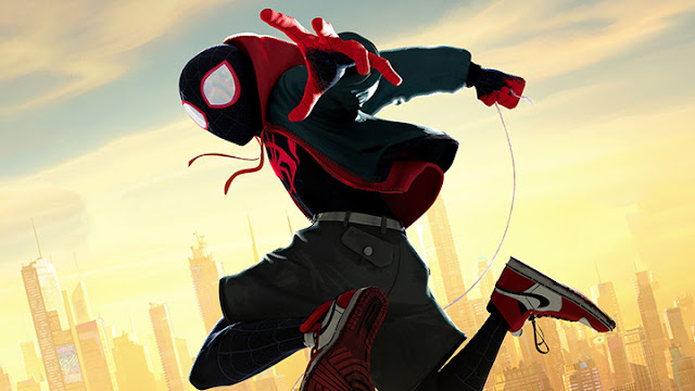 [4K] Spider-Man: Into the Spider-Verse Wallpaper Engine