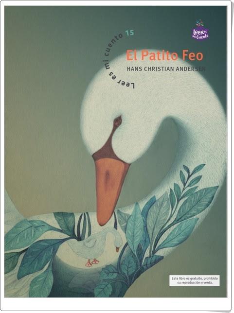 """""""El Patito Feo"""" de Hans Christian Andersen"""
