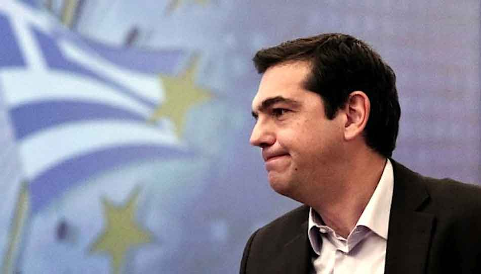 Greek PM Tsipras: New name should also be a constitutional name of neighboring country