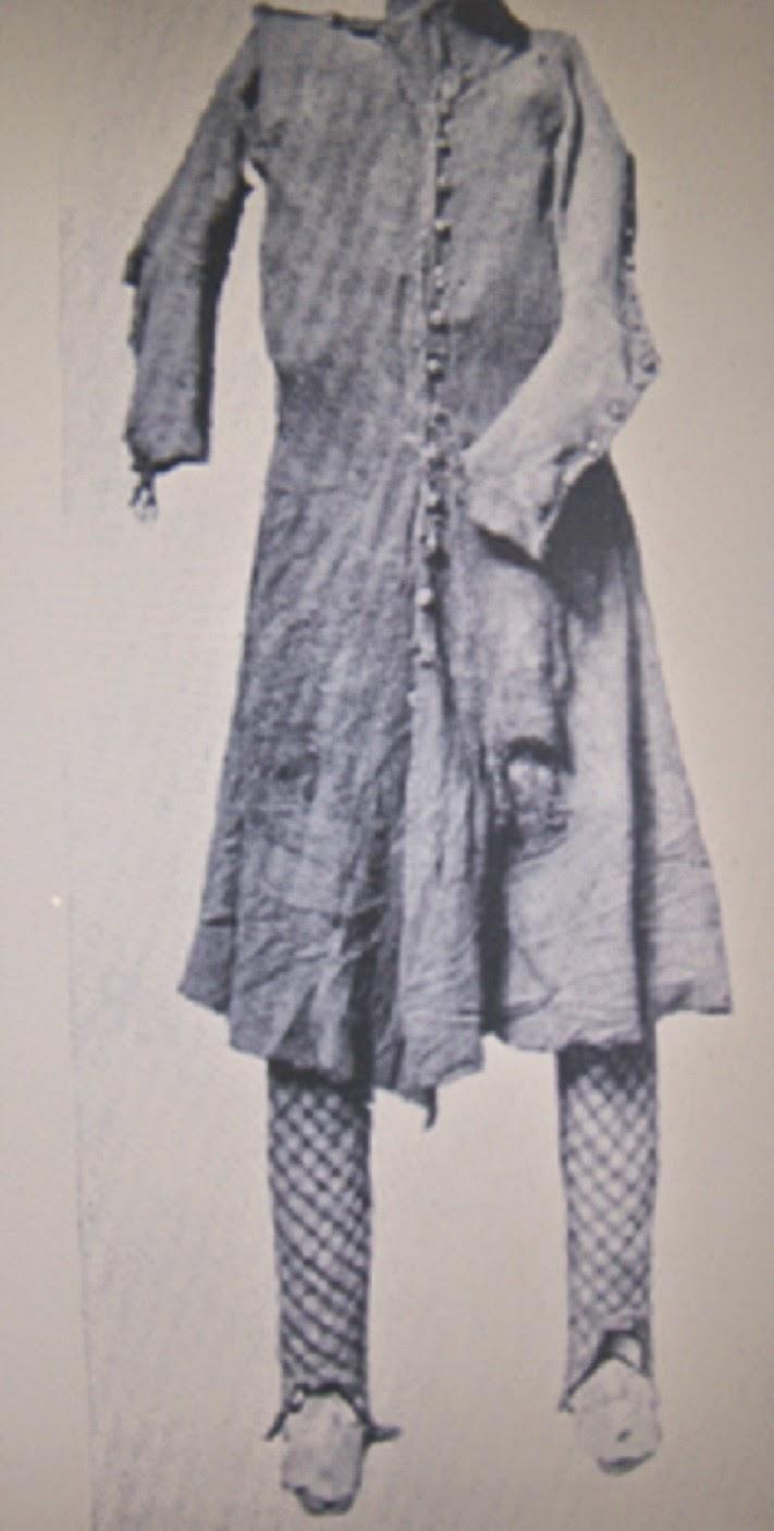 Matsukaze Workshops 16th Century Irish Dress