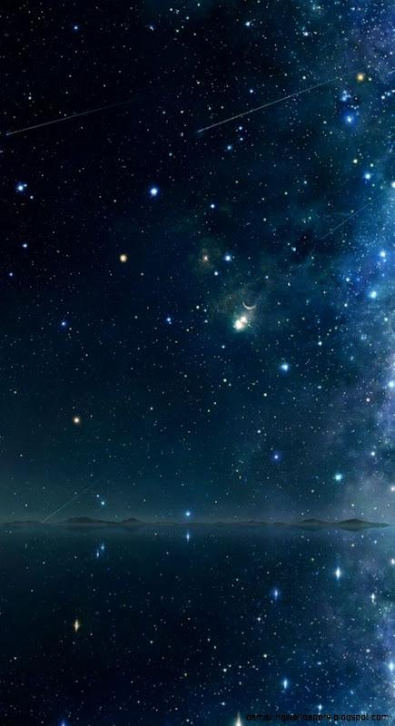 Night Sky Stars Iphone Wallpaper | Amazing Wallpapers