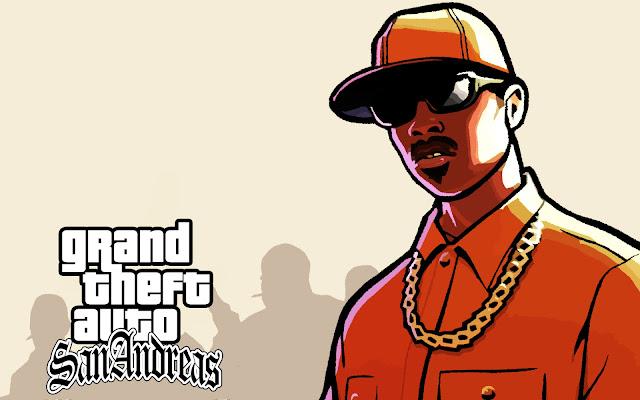 GTA San Andreas Wallpaper