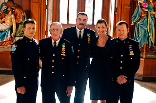 Drama & Romance Abound In Blue Bloods