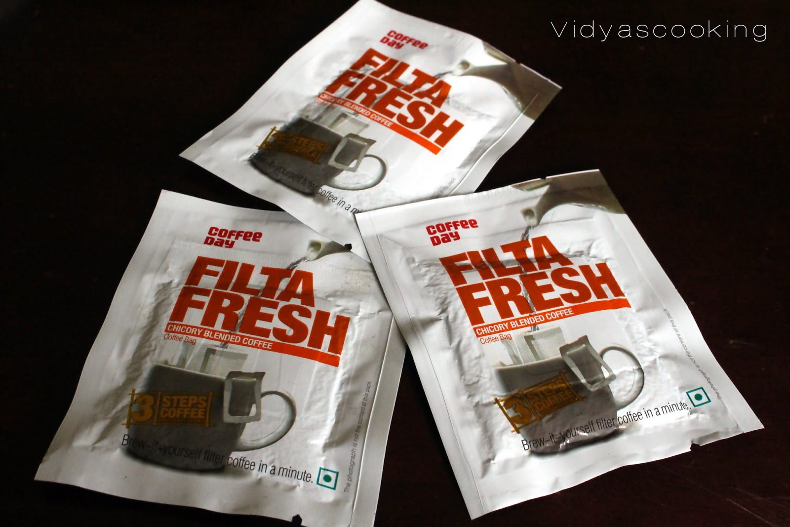 Filta Fresh Coffee Comes In Individually Vacuum Sealed Packet The Is Potent With 90 And 10 Chicory Easy To Follow Instructions Just Takes
