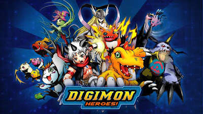 Digimon Heroes! Mod Apk v1.0.43 Unlocked