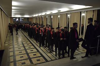 Festivitatea de absolvire, Facultatea de Teologie Ortodoxa Cluj-Napoca