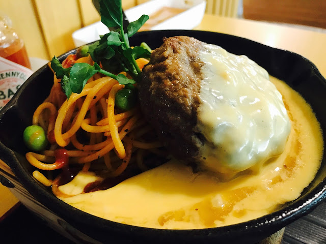 Eat at Seven: Burg Kitchen - Cheese Burg