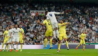 موعد مباراة ريال مدريد وفياريال ضمن مباريات الدوري الأسباني