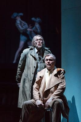 Wagner: The Ring - Götterdämmerung - Jürgen Linn & Rúni Brattaberg - Oper Leipzig (photo Tom_Schulze)
