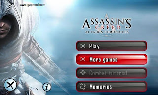 Download Assassin's Creed Altair's Chronicles v3.4.6 Apk + Data