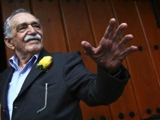 Una rosa amarilla para García Márquez