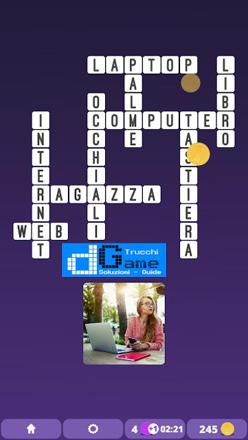 Soluzioni One Clue Crossword livello 11 schemi 14 (Cruciverba illustrato)  | Parole e foto