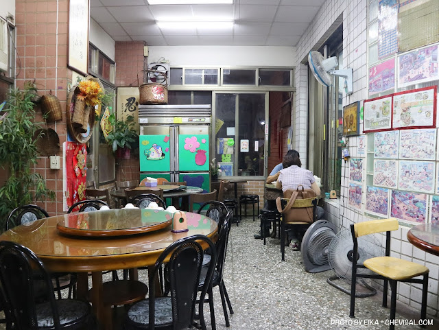 IMG 0070 - 台中烏日│復古茶葉行裡的古早味美食,在地富有人情味的造咖