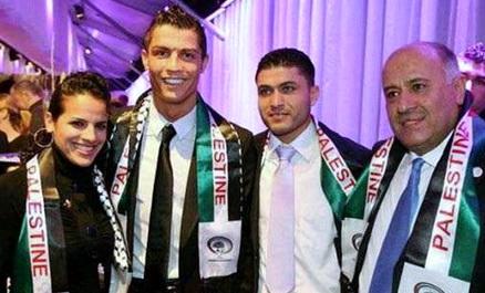 Dukung Palestina, Ronaldo Tolak Jutaan Dolar Dari Pepsi