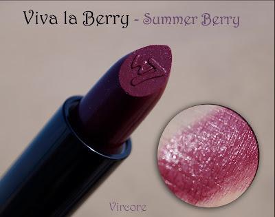 viva la berry w7