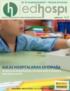 Revista EDHOSPI (Revista Divulgativa Educación Hospitalaria) nº2