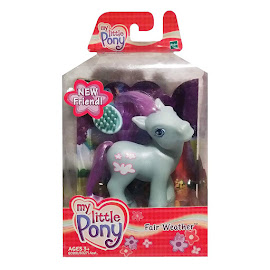 MLP Fair Weather Perfectly Ponies  G3 Pony