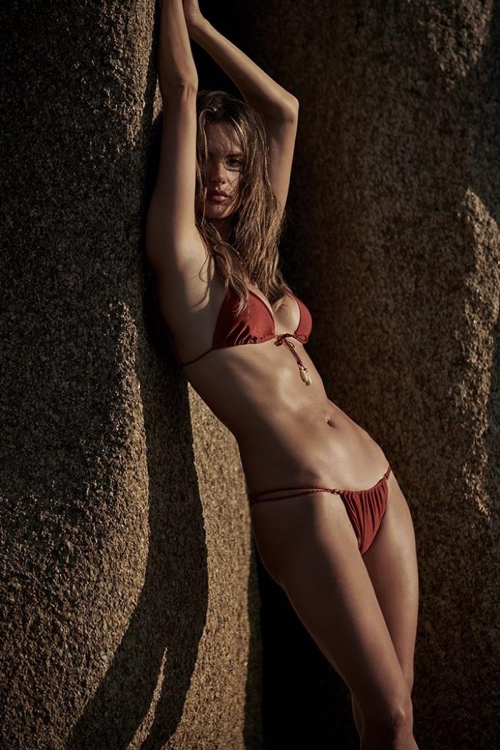 Alessandra Ambrosio for GAL Floripa Swimsuit Campaign