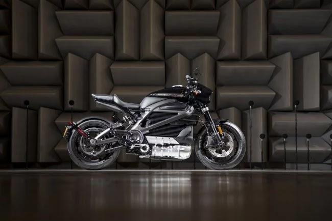 Електричний байк Harley-Davidson