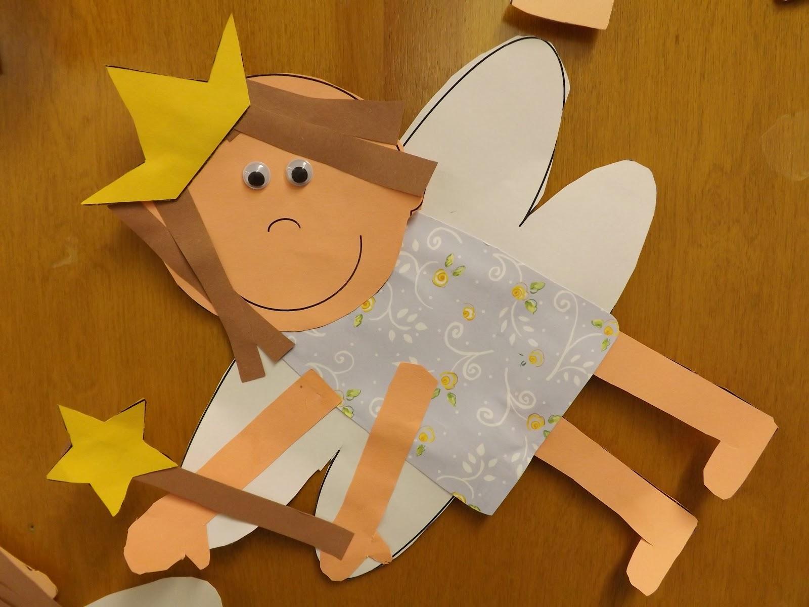 Mrs Vento S Kindergarten Tooth Fairy Visits