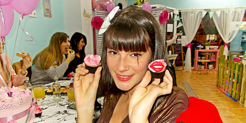 evento blogger alicante murcia cafetería dulces y globos san vicente