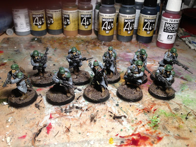 Death Korps of Krieg Squad