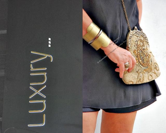 "Onde se encontra o ""Luxo""...?"