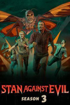 Stan Against Evil 3ª Temporada Torrent - WEB-DL 720p Dual Áudio