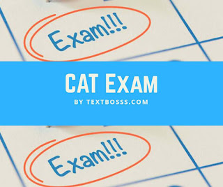 what is cat exam? by textbosss.com
