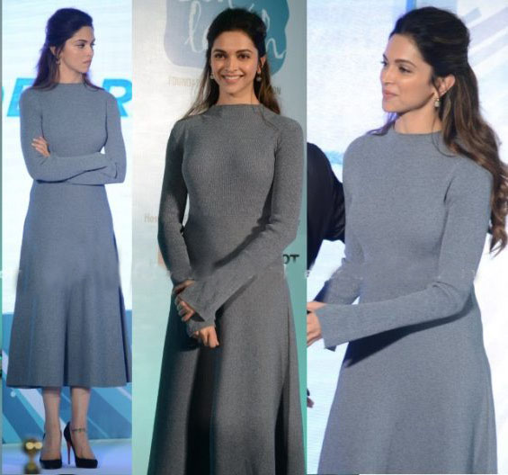 Deepika Padukone in H&M Studio Collection