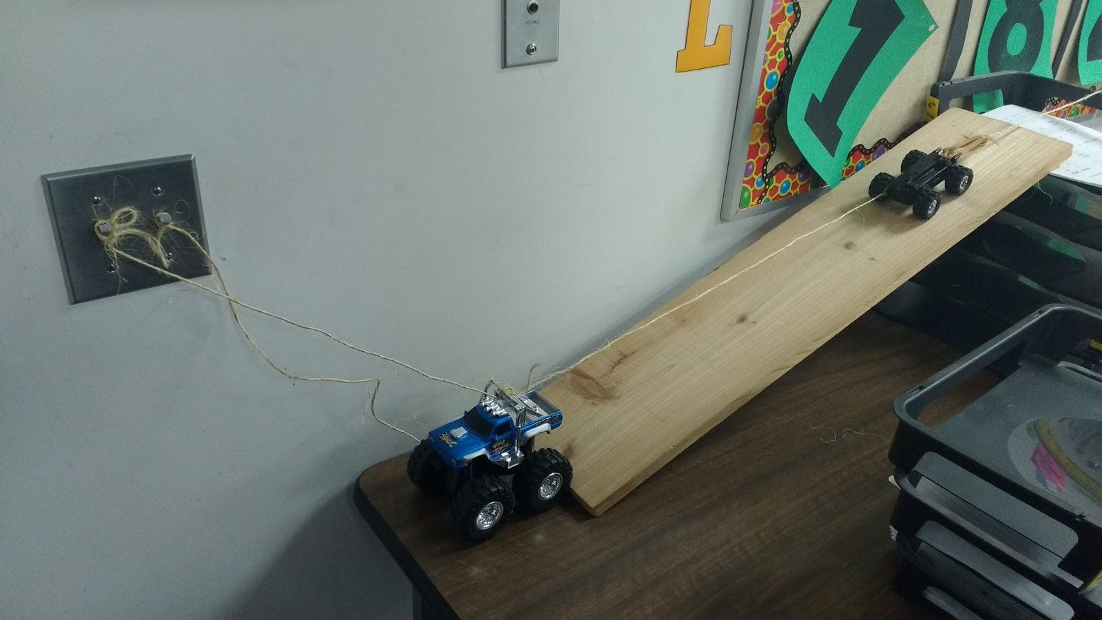 how to build a simple rube goldberg machine