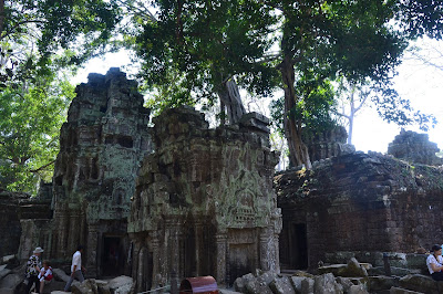 Angkor Thom di Angkor Wat