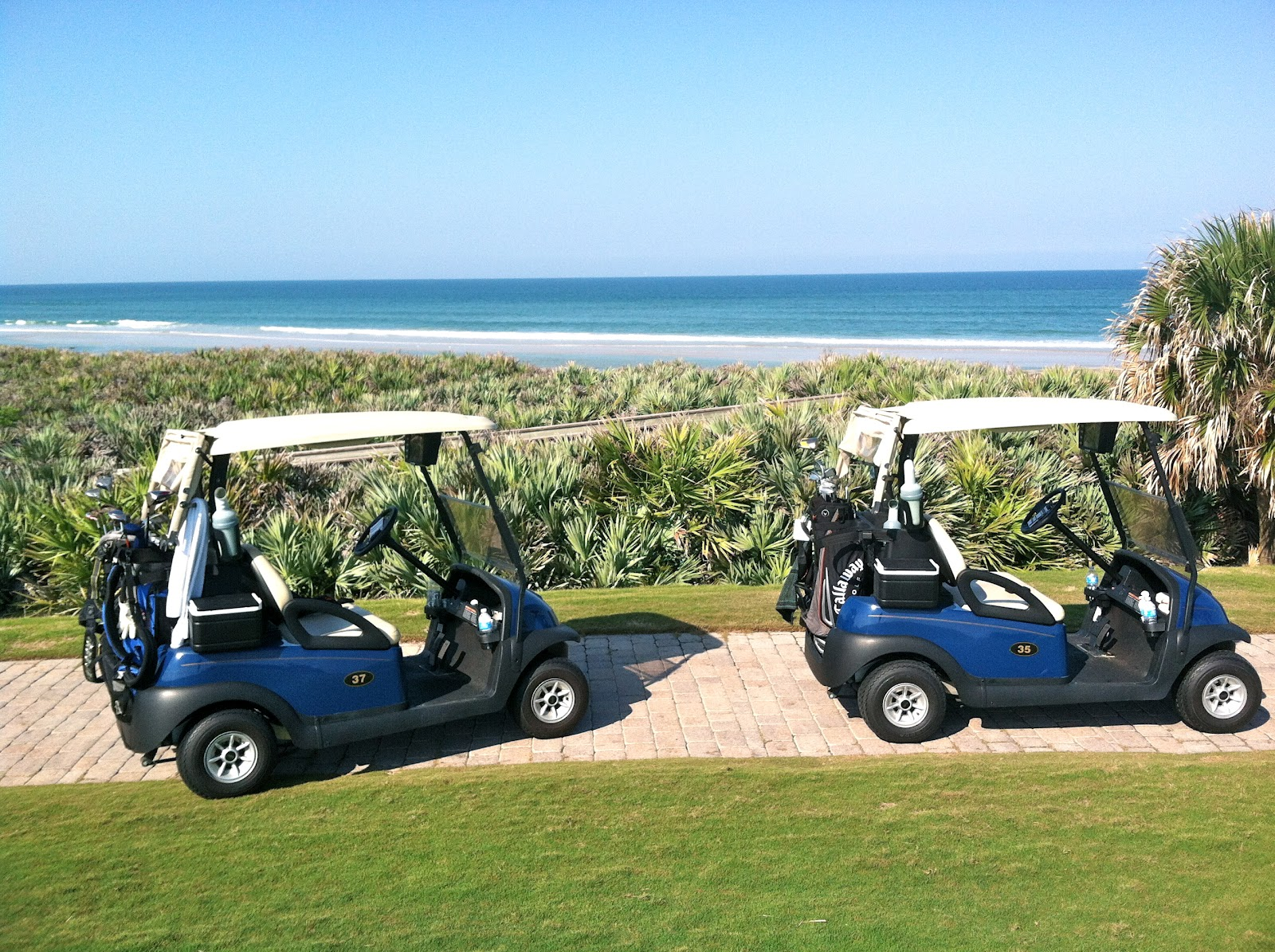 The World Of Deej The Ocean Course At Hammock Beach Resort