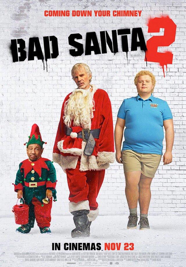 Xem Phim Ông Già Noel Xấu Tính 2 2016