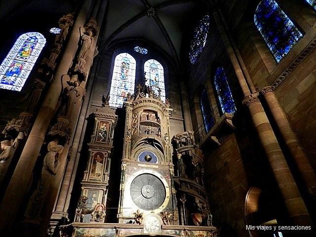 Catedral de Estrasburgo, Alsacia, Francia