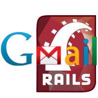 Using GMail to Send Email on Ruby on Rails 3.2