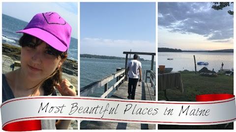 Top 3 Amazingly Beautiful Maine Travel Destinations (List Friday)