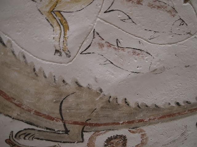 Paintings from the tomb of Petosiris at Muzawaka (XLIX)
