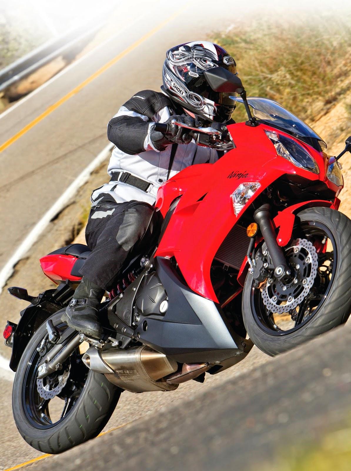 Todo sobre motos: Galería: Kawasaki Ninja 650