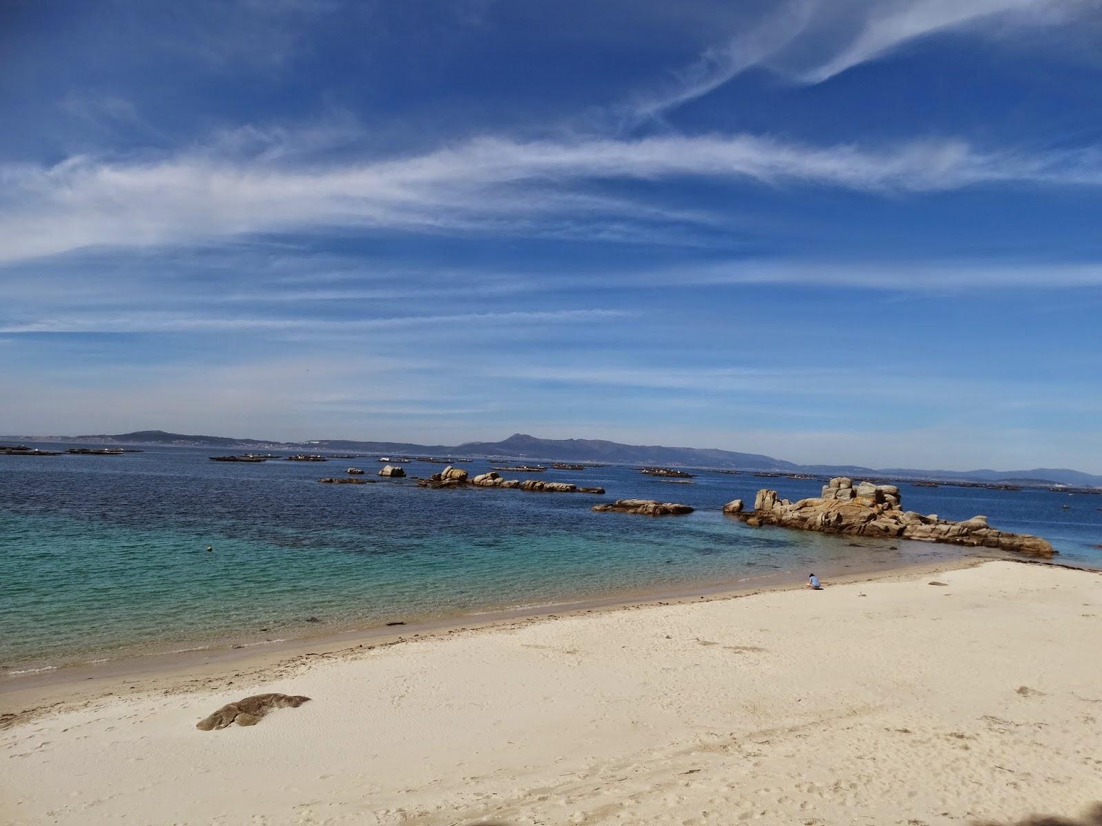 Playa de Barreiro en O Grove