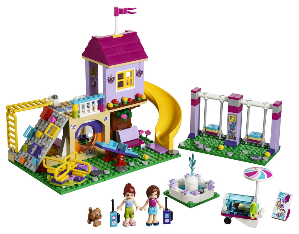 Heartlake Times: Heartlake City Playground - LEGO Designer Contest ...