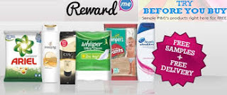 (Proof Added) Exclusive :- Rewardme Loot Free Samples in India worth Rs.350 + Free Delivery (Freebies)
