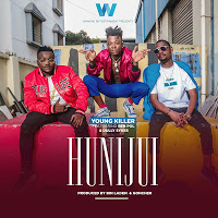Download Mp3 | Young Killer ft Ben Pol & Dully Sykes - Hunijui