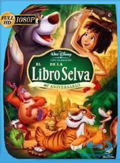 El Libro De La Selva 1 1967 HD [1080p] Latino [Mega] dizonHD