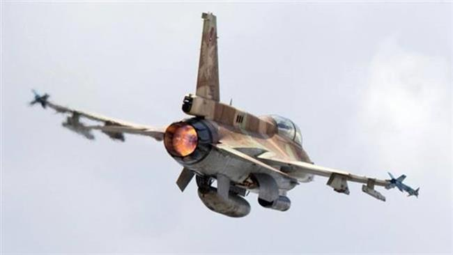 Israeli fighter jets target multiple targets across Gaza Strip