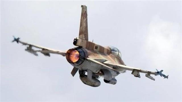 Israeli fighter jets target multiple targets across Gaza Strip